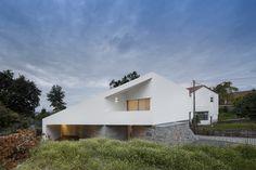 Taíde House - Póvoa de Lanhoso - Architect Rui Vieira Oliveira, Architect Vasco Manuel Fernandes
