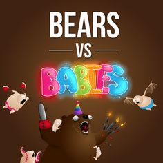 Bears VS Babies A New Card Game From The Creators Of Exploding Kittens