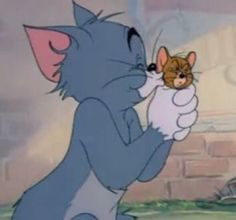 Tom Cartoon, Tom And Jerry Cartoon, Funny Cartoon Memes, Cartoon Icons, Cute Memes, Cartoon Drawings, Tom Und Jerry, Tom And Jerry Memes, Tom And Jerry Pictures