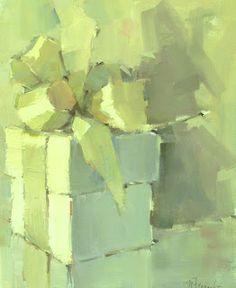 Nancy Franke, Musings on Painting: Kinda Cool