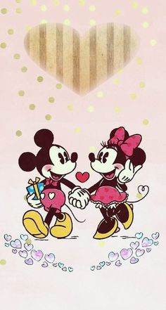 Minnie y Mickey Mouse Mickey Mouse Vintage, Mickey E Minnie Mouse, Mickey And Minnie Love, Mickey Mouse Cartoon, Mickey Mouse And Friends, Wallpaper Do Mickey Mouse, Wallpaper Iphone Disney, Walt Disney, Disney Art