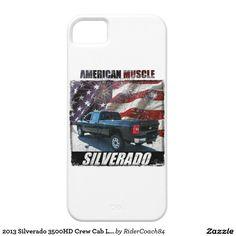2013 Silverado 3500HD Crew Cab LT Long Bed iPhone SE/5/5s Case