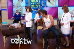 """Dr. Oz's Ultimate Alternative Health Remedies =Dr. Oz's Best Alternative-Health Remedies, Pt 2 Dr. Oz shares the """"best of the best"""" alternative-health solutions! Learn why the ancient Indian tradition of neti pots has taken America's sinuses by storm, how acupuncture can aid with pain and why ujjayi breathing can relieve stress. , Follow PowerRecipes For More."""