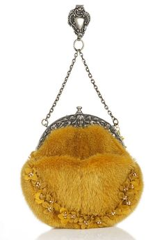 Designer Accessories for Women at Farfetch Mellow Yellow, Mustard Yellow, Mustard Seed, Bright Yellow, Embroidered Bag, Vintage Purses, Shades Of Yellow, Lemon Yellow, Happy Colors