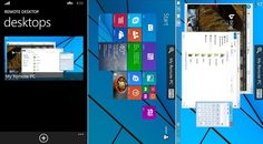 Microsoft Remote Desktop for Windows Phone automatically adjusts keyboard size in latest app update