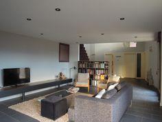 Casa Alfonso Santi Vives Arquitectura Sala d'estar Estancia Interior