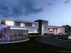 Mansión arquitectura