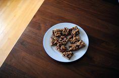 Sweet Amandine: Plum crumb bars