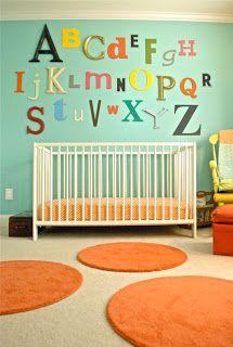 I'm Busy Procrastinating: Nursery ideas for a baby boy