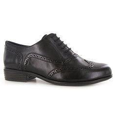 183ce6723511 Clarks Women s Shoes Hamble Oak Black Leather http   www.thecheapshoes.com