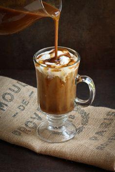 "Copycat Starbucks Pumpkin Spice Sauce - The Vegan 8 (I call it: ""Autumn in a Glass"". #vegan #vegandrinks #autumn"