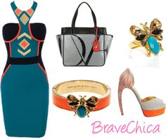 Check Out This New Post: Bee Fabulous !!! http://bravechica.blogspot.com/2013/06/bee-fabulous.html @BraveChica #Fashion #Style