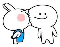 waste it on me Cute Love Pictures, Cute Love Gif, Cute Love Memes, Cute Cartoon Images, Cute Couple Cartoon, Frog Wallpaper, Wallpaper Iphone Cute, Kawaii Doodles, Cute Doodles