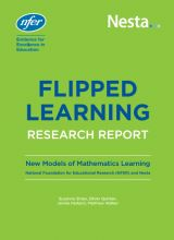 Flipped learning papers front cover