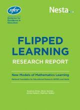 Descargable de 40 páginas. Estudio sobre el uso de vídeos online en la clase invertida. Aplicado a las matemáticas, edades 12-18 en Inglaterra y Escocia. #tic #educación #flippedclassroom #matemáticas