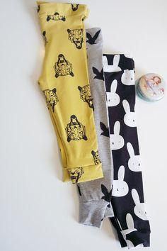 Free pattern - babylegging Emma en Mona