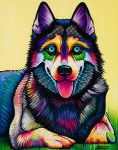 Husky by Steven Schuman