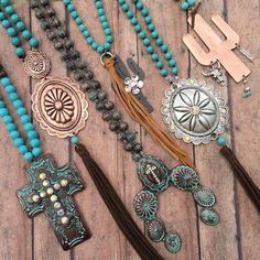 We have cactus and concho galore with these new arrivals and restocks. Wear a touch of the Arizona desert with the new Tucson necklace or be bold with the new Lukenbach Concho necklace. Restocked our popular Magnolia Concho collection and added the new Sundance Concho Collection. Shop new arrivals here: https://www.rowdyannboutique.com/collections/new-arrivals