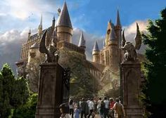 Harry Potter World!!!