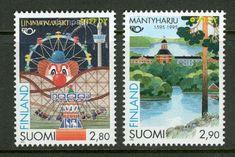 Postimerkki, filatelia - www.stamps.fi - Filatelian verkkokauppa