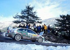 Photographs of the 2001 Skoda Octavia WRC. An image gallery of the 2001 Skoda Octavia WRC. Monte Carlo, Rallye Wrc, Off Road Racing, Rally Car, Race Cars, Competition, Monster Trucks, Vehicles, Image