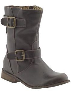 For the boots I bought earlier, there's a $credit that I'm supposed to get.  Think I'll put that towards these.