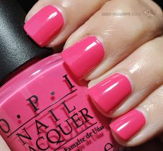 OPI strawberry margerita