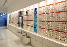 HI-MACS Vision Express Retail Fitout