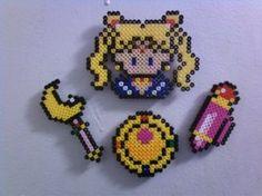 .:SailorMoon Magnet set:. by *Penji on deviantART