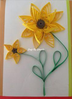 Quilled flower http://shristhi4dec.blogspot.in/