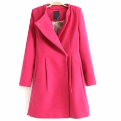 69,90EUR Mantel pink schmal