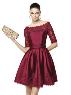 Lindos vestidos de fiesta 2015 con encaje para las más fashionistas: El estilo pensado para ti Image: 13