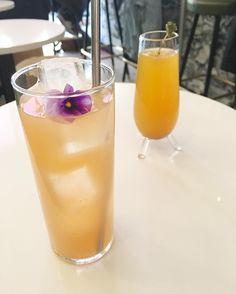 Cocktail hours  @bar_bisou De délicieux cocktails avec des produits français et de saison uniquement  #sustainable #pariscityguide