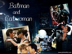 Batman and Catwoman by Dallas-Winston.deviantart.com