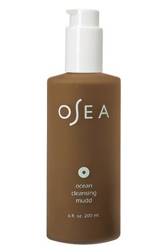 """""""Like an igloo for your face, this deep-cleansing mud benefits all skin types, from acneic to dry. And, hands down, it's the most refreshing and invigorating face cleanser I've ever used. Men and women love it, and it comes in particularly handy when you're stressed, sleep-deprived, or hungover."""" Osea Ocean Cleansing Mudd, $45, available at Miomia."""