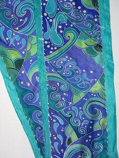 Silks and Art by Jill