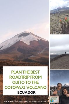 Plan the best road trip from Quito to the Cotopaxi volcano, Ecuador - Visit Ecuador and South America Ecuador, South America, Latin America, World Travel Guide, Galapagos Islands, Just Dream, How To Speak Spanish, Viajes, Guayaquil