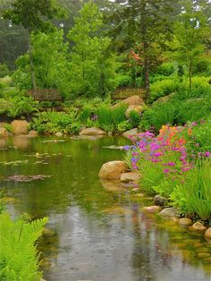 gardens in maine | Coastal Maine Botanical Gardens, Boothbay Harbor, ME