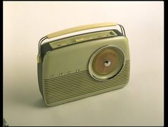 Radio | Ogle, David | V Search the Collections