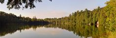 Summer 2013 at Crawford Lake, Milton, Ontario, Canada