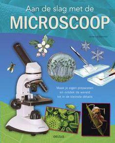 Aan De Slag Met De Microscoop-Annerose Bommer-boek cover voorzijde