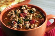 Quick & Healthy Turkey Chili by yummylife: 30 minutes start to finish #Quick #Healthy #Easy #Turkey #Chili #yummylive