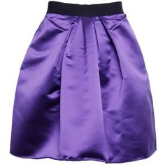 You Asked: What to Wear With a Purple Skirt? - Polyvore