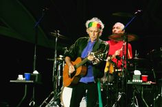 The Rolling Stones Vienna 2014 @officialkeef Charlie Watts
