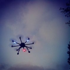 WE FLY DRONES
