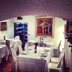 Comedor Privado.  www.restaurantecasalucio.com