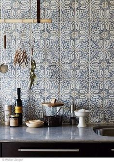 Our favorite Graphic tiles – Greige Design