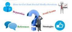 All social media services provide in low price from us