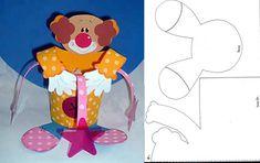 Share Tweet + 1 Mail Decore e desenvolva a criatividade das crianças com os moldes em EVA de circo, aqui encontramos moldes em EVA ...