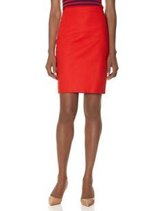Slant Seam Pencil Skirt from THELIMITED.com #TheLimited #LTDPetites